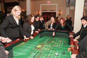 Affinity Federal Credit Union Foundation Raises Funds for Local Charities at Casino Night , photo 1