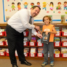 Millburn's South Mountain School Summer Reading Sweepstakes Winner Announced, photo 2