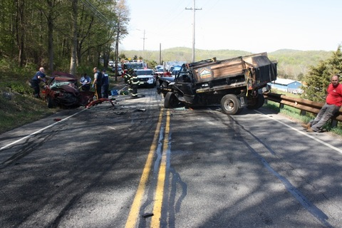 Car Accident Sussex County Nj