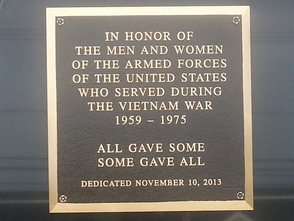 Scotch Plains Vietnam Memorial Officially Unveiled, photo 2