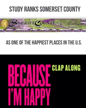 Somerset County in the Top 10 of Happiest Places in the U.S., photo 3