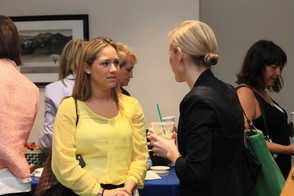 Sobel & Co. Hosts Executive Women's Breakfast Series, photo 12