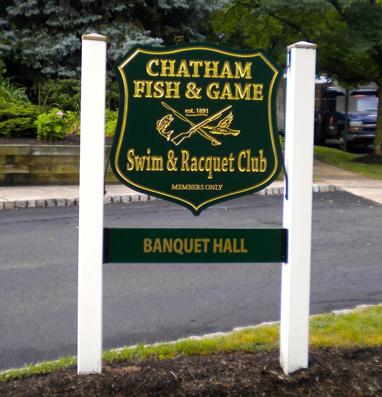 Chatham fish game club 125 years and counting news for Nj fish and game