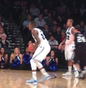 Seton Hall Holds Off Butler in First Round of Big East Basketball Tournament, photo 5