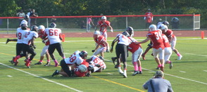 Gov. Livingston Suffers Tough Loss Against Rahway 35-0, photo 3