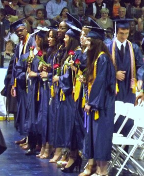 WOHS Graduation 2014