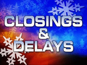 Closings and Cancellations Due to Monday Snow Storm, photo 1