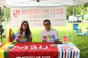 Montclair State University's Brian and Anna