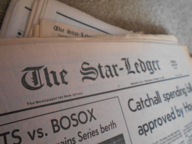 Star-Ledger Lays Off 167 Employees, 25% of Newsroom Staff
