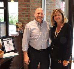 South Plainfield Residents Flock to the Corner Bakery Café , photo 13