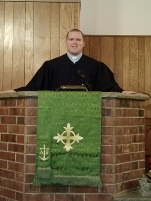 New Senior Pastor of Diamond Hill UMC, photo 1