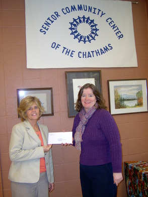 Senior Center Receives Grant