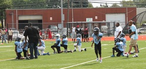 Roselle Pop Warner Football Hosts Jamboree for 10 Towns in New Jersey, photo 29