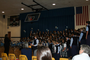 The Students Sing
