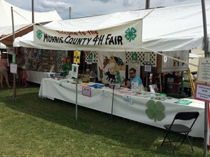 Welcome to the Morris County 4-H Fair