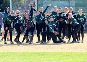 Tigers' Girls Softball
