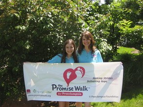 Cranford area Promise Walk Coordinators