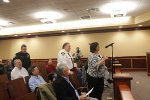 Livingston Council Has Final Hearing on Mount Pleasant Middle School Parking Restrictions, photo 1