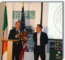 Ian Woodcock of Summit Inducted into Irish-American Soccer Hall, photo 1