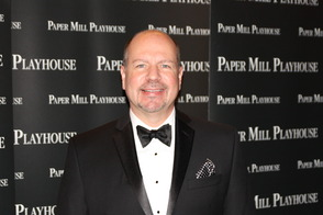 Todd Schmidt, Managing Director of Paper Mill Playhouse
