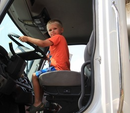 Sparta Youngsters Get to Touch a Truck, photo 8