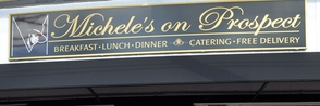 Michele's on Prospect – A Great New Restaurant Find, photo 1