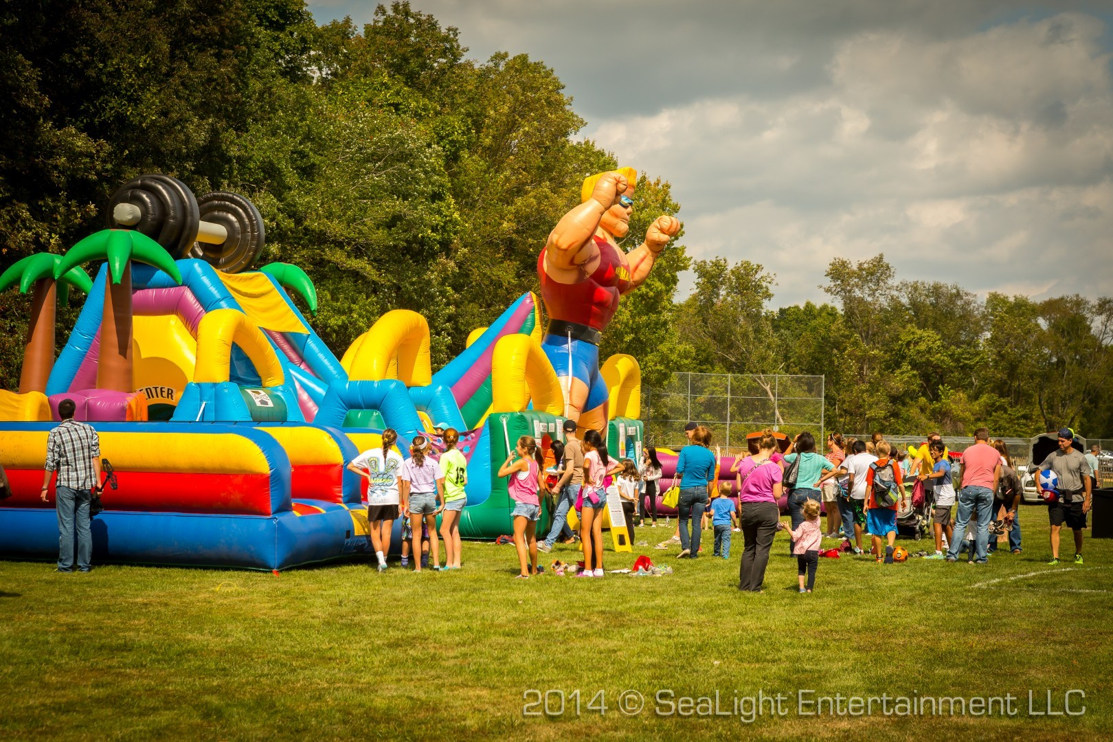 Fall Fest Pictures at Bedminster Fall Fest