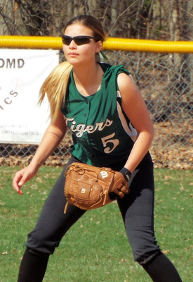 South Plainfield Ponytail Softball Opens 2014 Season, photo 2