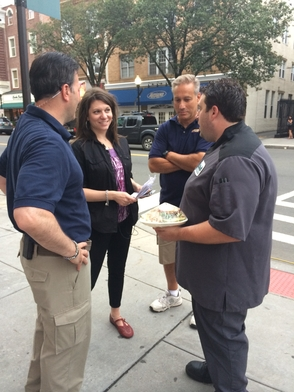 "Channel 12's ""On The Road"" Comes to Morristown, photo 1"