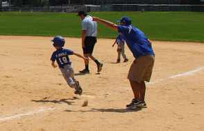 SPFBL 8U Raiders Make Finals of the Branchburg Machine Pitch Tournament, photo 3