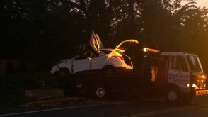 Car towed from Lambertsmill Road this evening