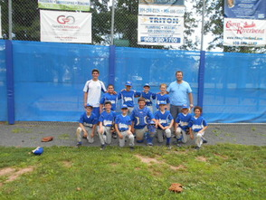 SPF Raiders 10U Blue Team Outlasts Westfield Black, 18-17, in Epic 8-inning Semifinal, photo 1