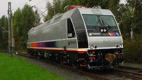 NJ Transit Locomotive