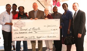 Roselle Savings Bank Celebrates 125 Years with Community Event, photo 1