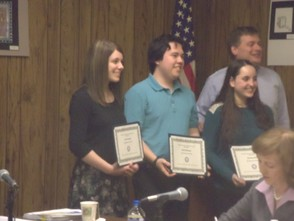 National Merit Finalists
