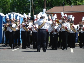 Newton High School Band