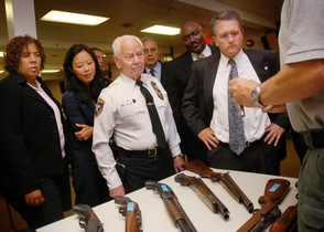 Sheriff Froehlich supported state-sponsored gun buy-back program in Union County