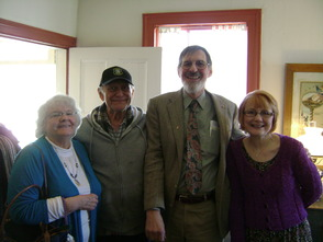New Providence Historical Society Holds Open House at Salt Box Museum, photo 2