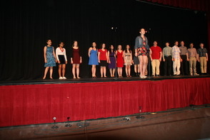 "Gov. Livingston Students Performed In ""Cabaret for A Cure"" , photo 24"