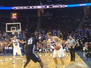 Seton Hall Tops DePaul for First Home Big East Victory, photo 1