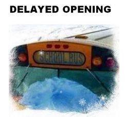 Delayed Opening for Livingston Public Schools; Morning PRIDE Canceled for Tuesday, photo 1