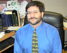 Rabbi Joel Abraham of Temple Sholom
