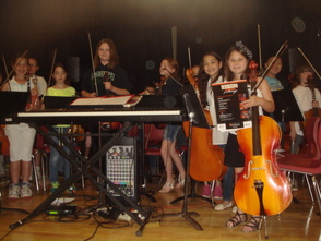 Riley School Orchestra, photo 1