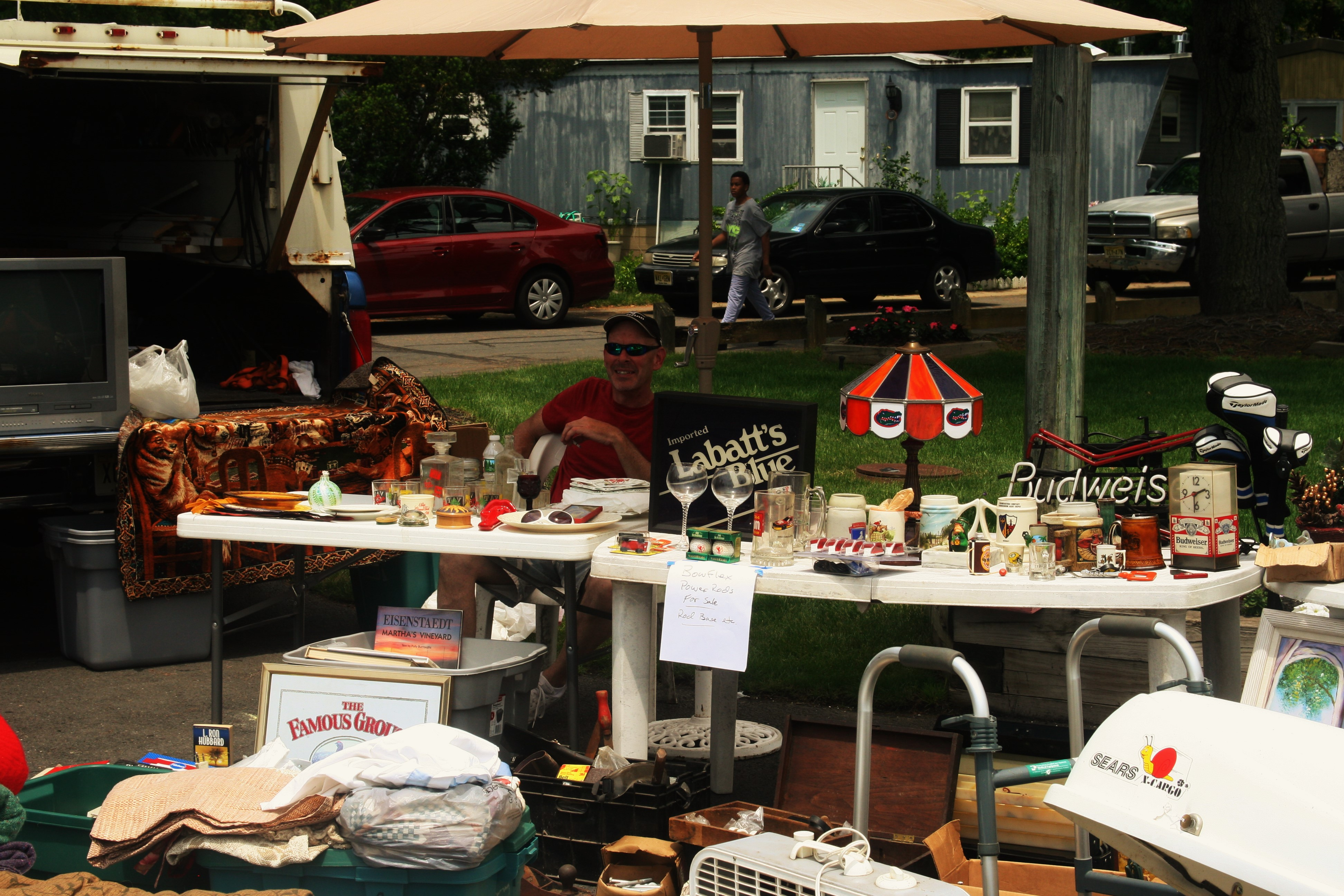 South Brunswick Annual Mobile Home Park Flea Market