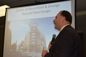 Mike Maturo, Architect