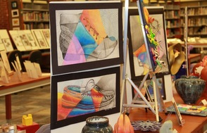 Art Gala at Sparta High School, photo 5