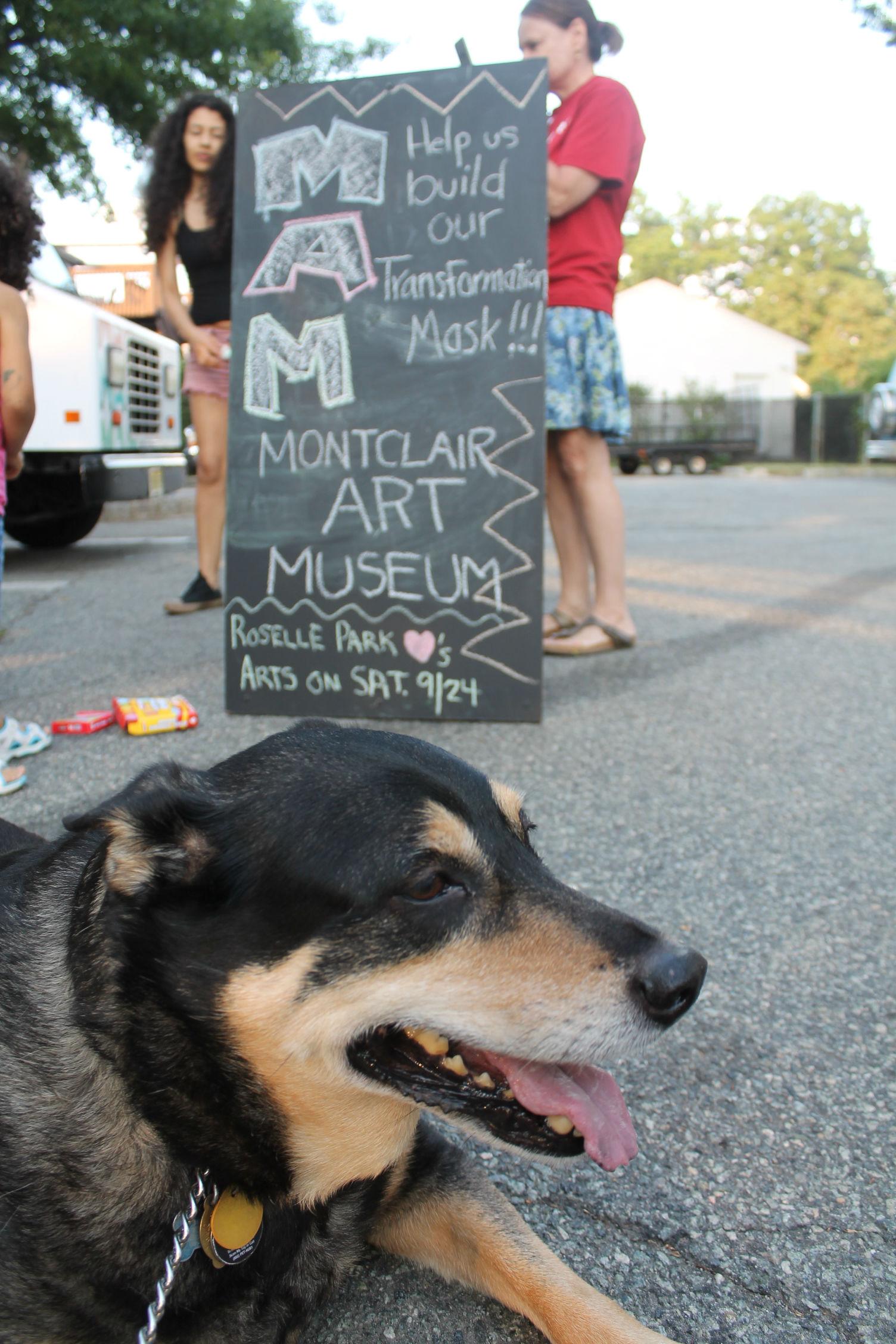 Montclair Art Museum (MAM ) Truck to Participate in Roselle Park Loves Arts! Festival