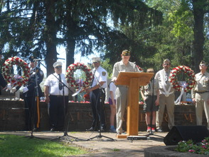 "Berkeley Heights Pays Tribute On Memorial Day:""All Gave Some -- Some Gave All"" , photo 42"