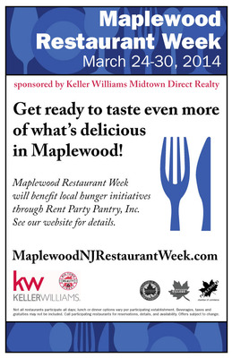 Maplewood Restaurant Week Coming March 24-30, photo 1