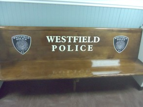 Westfield Police Bench
